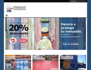 imperprof.com screenshot