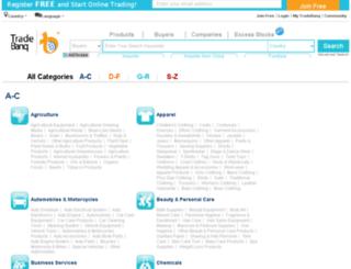 importer.tradebanq.com screenshot