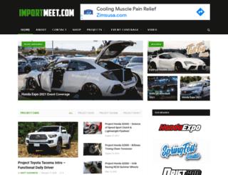importmeet.com screenshot