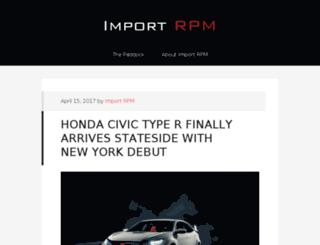 importrpm.com screenshot