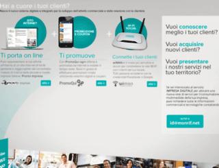impresadigitale.net screenshot