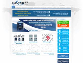impressorasdecrachas.com.br screenshot