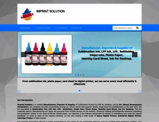 imprintsolution.net screenshot