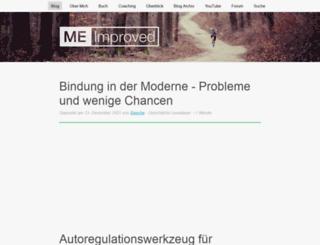 improvedeating.com screenshot