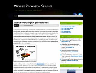 improveserpranking.wordpress.com screenshot