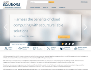 impsolutions.com screenshot