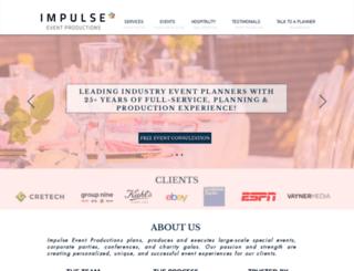 impulsenyc.com screenshot