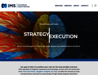 ims-expertservices.com screenshot