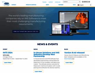 ims-software.com screenshot
