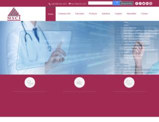 imsci.com screenshot