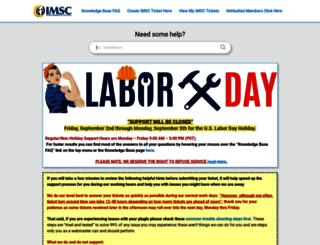 imscrapidmailer.com screenshot