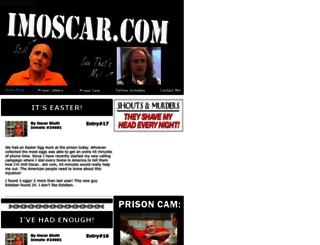 imstilloscar.com screenshot
