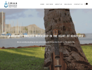 imua-ukulele.com screenshot