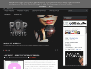imusicag.blogspot.com.es screenshot