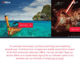 in.andmine.com screenshot