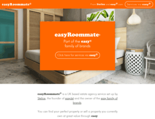in.easyroommate.com screenshot