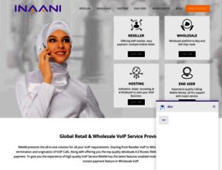 inaani.com screenshot