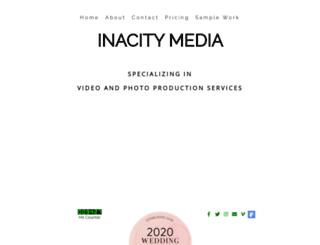 inacitymedia.com screenshot