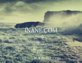 inane.com screenshot