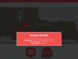 incentergrovetowing.com screenshot