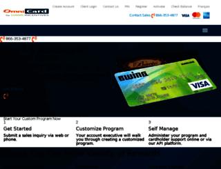 incentivecardlab.com screenshot