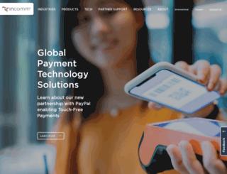 incomm-europe.com screenshot