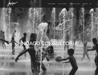 indago.com.br screenshot