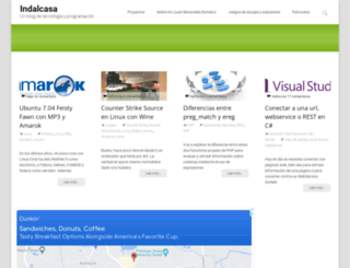 indalcasa.com screenshot