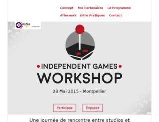 independentgamesworkshop.com screenshot