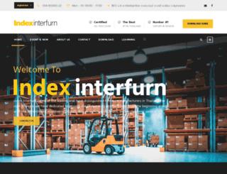 index-interfurn.com screenshot