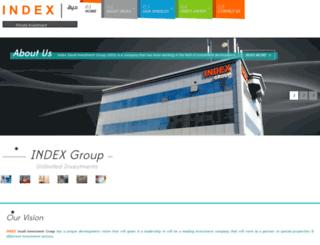 indexsaudi.com screenshot