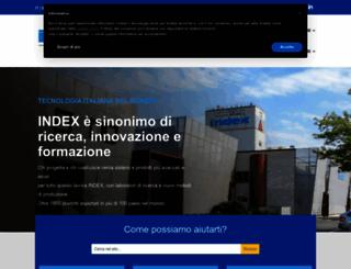 indexspa.it screenshot