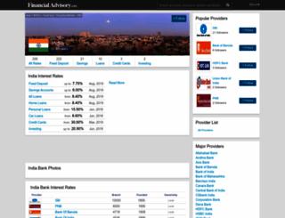 india.deposits.org screenshot
