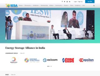 indiaesa.info screenshot