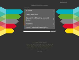 indiainnovationfund.in screenshot