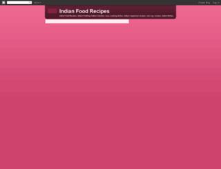 indian-recipe-book.blogspot.com screenshot