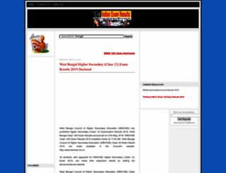 indian-results.blogspot.in screenshot