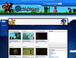 indianajones.spiel-jetzt.org screenshot