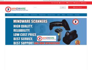 indianbarcode.in screenshot
