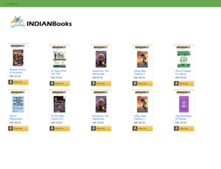indianbooks.co.in screenshot