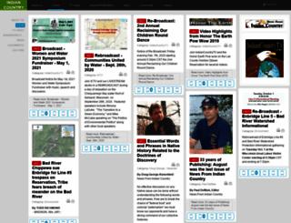 indiancountrynews.net screenshot