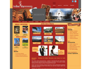 indiandiscovery.com screenshot