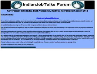 indianjobtalks.com screenshot