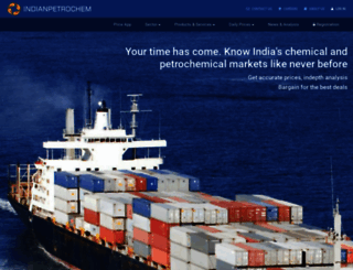 indianpetrochem.com screenshot
