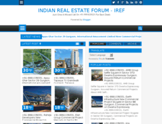 indianrealestateforum.info screenshot