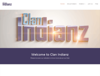 indianzclan.com screenshot
