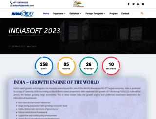 indiasoft.org screenshot