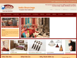 indiasourcings.com screenshot