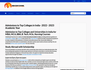 indiastudychannel.com screenshot