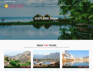 indiatravel.com screenshot
